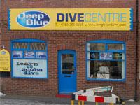 Deep blue dive centre - Deep blue dive centre ...